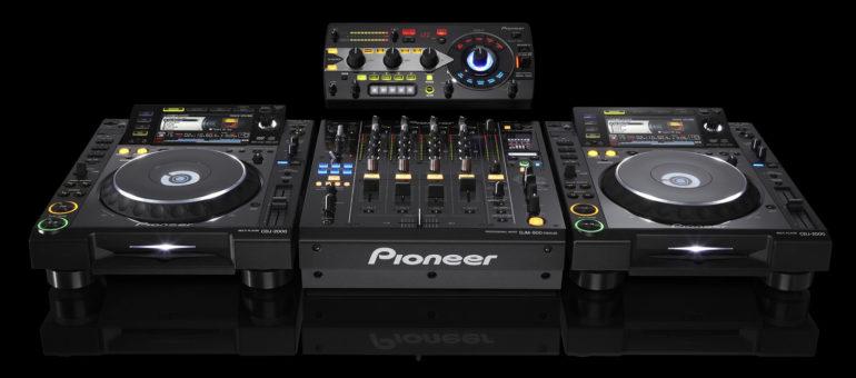 Pioneer's latest gear. Photo via Flicker.